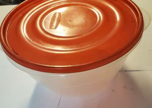 Rubbermaid Take Alongs Kitchen Plastic Food Storage Container Lid for Sale in Queens, NY
