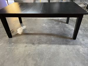 Dining room table and 6 chairs for Sale in Wenatchee, WA