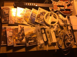 Wii bundle 45$ for Sale in Fresno, CA