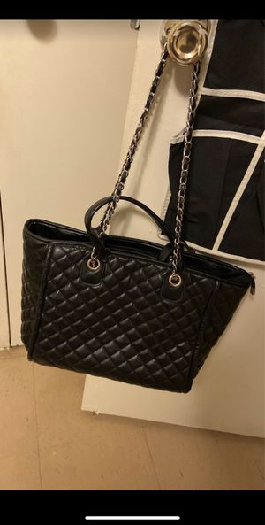 Black /leather purse for Sale in Columbus, OH
