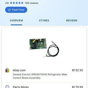 Main Board Compressor WR55X10552 for Sale in Pasadena, TX