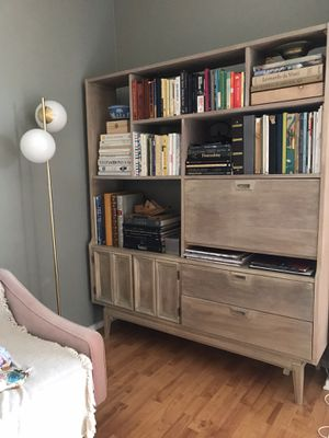 Midcentury Modern Bookcase Shelving Unit for Sale in Miami, FL
