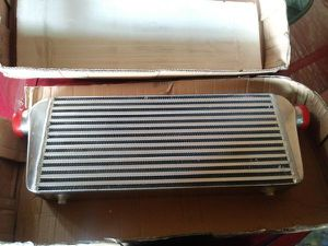 Intercooler and piping brand new from driftmotion. for Sale in Franklin Park, IL