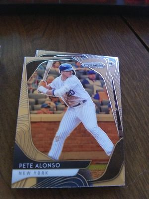 Pete Alonso Prizm Card for Sale in Hardeeville, SC