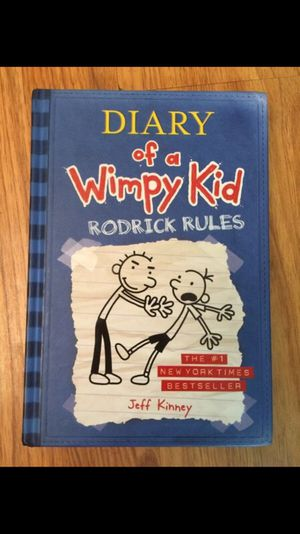 Diary Of a Wimpy Kid Book for Sale in North Potomac, MD