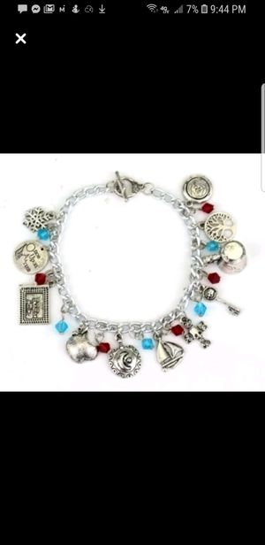 Once upon a time charm bracelet for Sale in WILOUGHBY HLS, OH