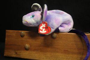Ty beanie baby zodiac edition rat for Sale in Orlando, FL