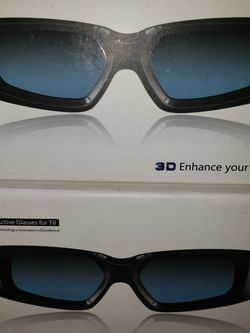 3D Active Glasses For TV for Sale in Cape Coral,  FL