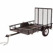 i have a 5x8 trailer need gone no title for Sale in Shelton, CT