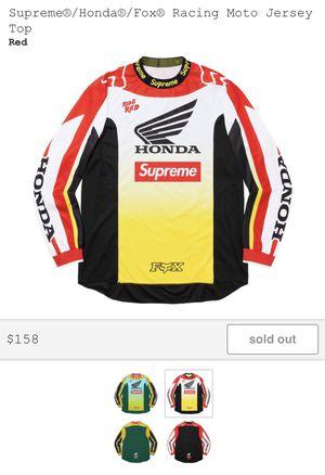 Supreme Honda Jersey for Sale in New York, NY