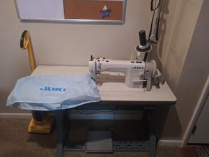 Juki industrial sewing machine for Sale in Sarasota, FL