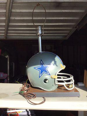Cowboys lamp for Sale in Stockton, CA