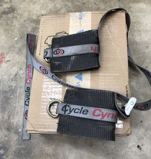 Cycle cynch motorcycle tie down for Sale in Walnut, CA