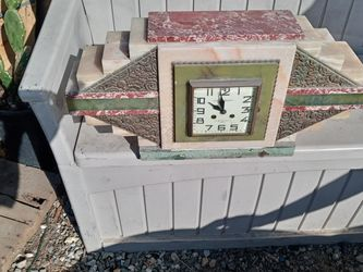 Vintage Marble Clock for Sale in City of Industry,  CA