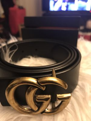 Women's gucci belt for Sale in Fairfax, VA