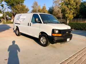 2010 CHEVROLET EXPRESS CARGO VAN WITH SHELVING for Sale in Los Angeles, CA