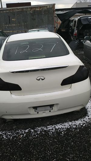 Parting out 2007 Infiniti G35 # 1227 for Sale in Warren, MI