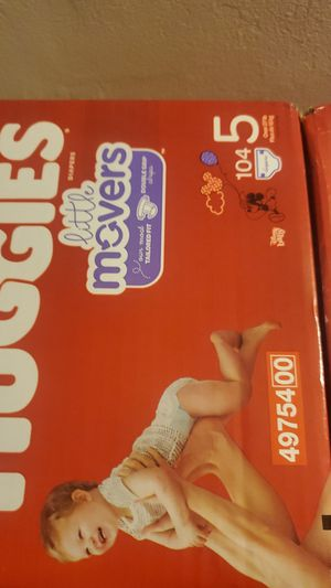 Huggies little movers for Sale in Lemon Grove, CA