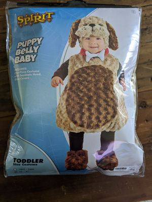 Puppy Costume 2t-4t for Sale in Vancouver, WA