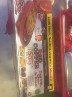 Cooker grill for Sale in The Bronx, NY
