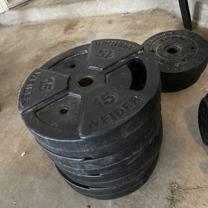 Workout weights equipment for Sale in Houston, TX
