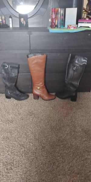Boots size 8 for Sale in Pittsburgh, PA