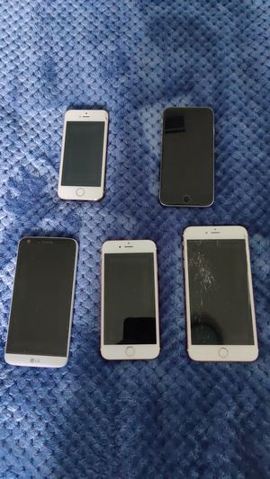 Phones for sale $50-$75 for Sale in Homestead, FL