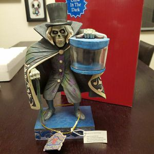 Disney Traditions The Hatbox Ghost Figurine By Jim Shore for Sale in Beverly Hills, CA