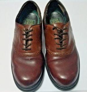 Nunn Bush Monroe Mens Saddle Oxford Style Dress Shoes Sz 7 M Browns 81129-51 for Sale for sale  Louisville, KY