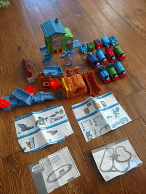 Thomas the Train trackmaster sets (3) for Sale in Arvada, CO