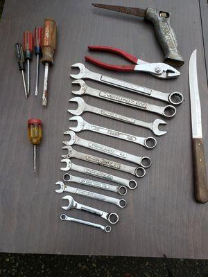 Craftsman random tools for Sale in Federal Way, WA