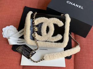 Chanel fleece flap bag for Sale in Queens, NY