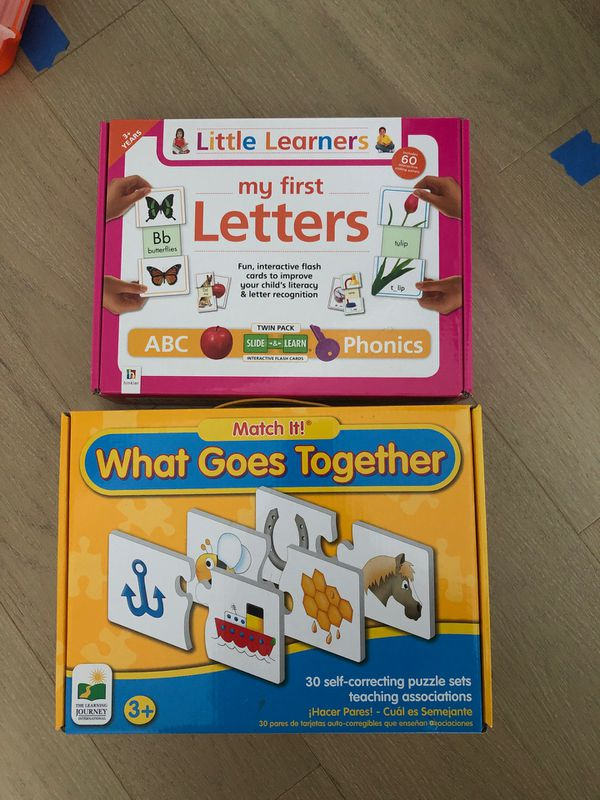 First Puzzles for Toddlers