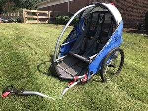 Trek Go Bug child bike trailer for Sale in Brentwood, TN