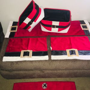 Christmas set new bought last year for Sale in Corona, CA