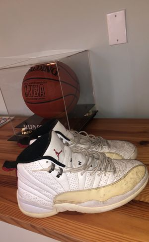 """Jordan 12 """"rising sun"""" size 11 for Sale in Chevy Chase, MD"""