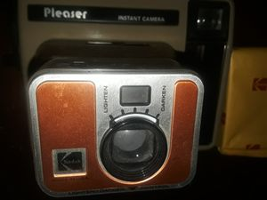 Vintage Kodak Pleaser Camers And Obsolete Film for Sale in Columbus, OH