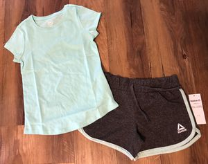 Reebok shorts set size 7 for Sale in Amanda, OH