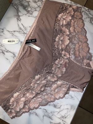 Adore me Under wear Size L for Sale in Fresno, CA