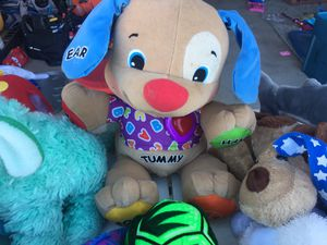 Kids toys and stuffed animals for Sale in Phoenix, AZ