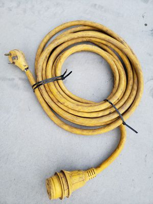 30 amp 40ft cord for Sale in Maricopa, AZ