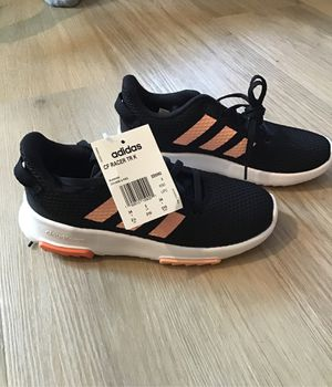 Adidas Girls Racer running shoes for Sale in San Ramon, CA
