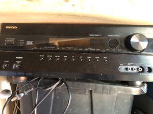 Onkyo TX-SR608 7.2 THX 2 certified surround sound for Sale in Elk Grove, CA