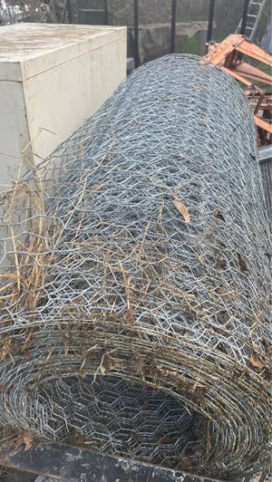 Almost new never been used chicken wire for Sale in El Cajon, CA