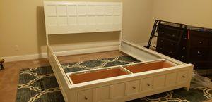 Bed frame cal king for Sale in Sanger, CA
