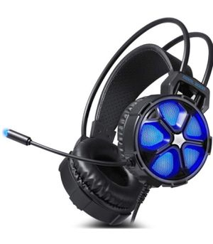 EasySMX Gaming Headset, EasySMX COOL 2000 Over Ear Stereo Gaming Headphone with Mic and Volume Control, Y Splitter Cable, for PC/ MAC / NEW Xbox One for Sale in Sunnyvale, CA