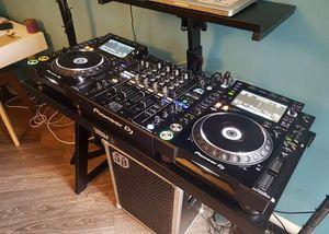 Pioneer dj mixer set for Sale in Phoenix, AZ