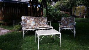 Vintage Patio Furniture for Sale in Seattle, WA