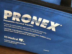 Pronex Cervical Traction for Sale in Buffalo, NY