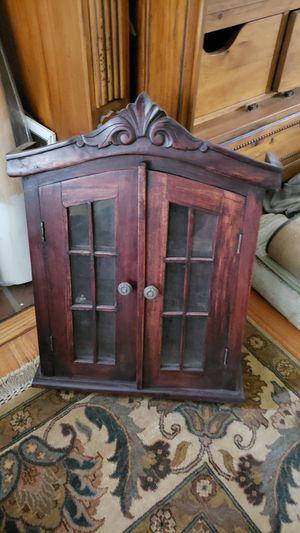 Antique Spice Cabinet for Sale in Forestville, MD